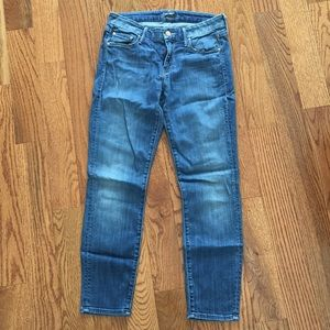 Mother - The Looker Crop - Jeans - Size 28